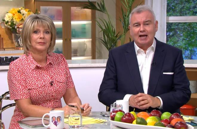 Ruth and Eamonn spoke to Simon on yesterday's show