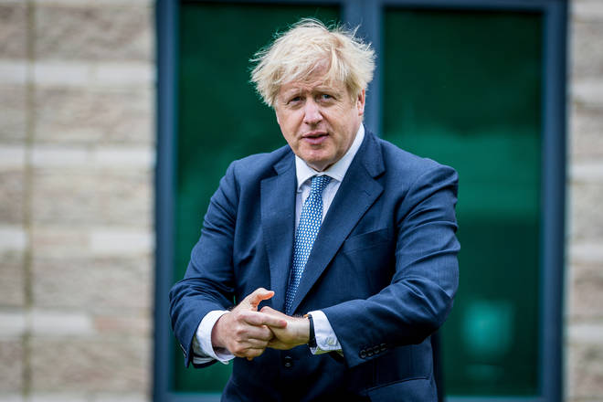 Boris Johnson has vowed to be strict with travel restrictions in a bid to stop a second wave