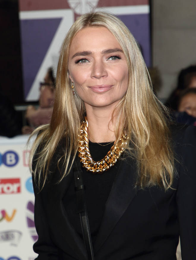 Jodie Kidd is taking part in Don't Rock The Boat