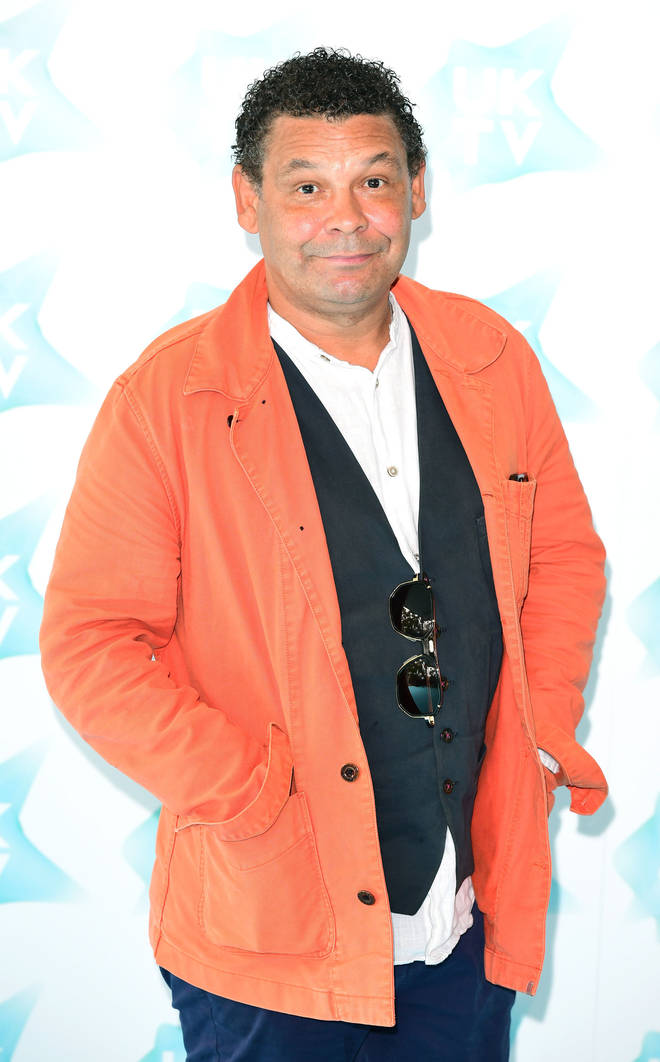 Craig Charles is taking part in Don't Rock The Boat