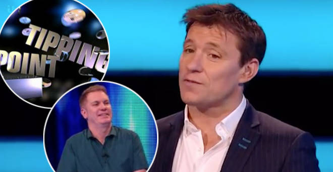 Ben Shephard hit out at a Tipping Point contestant
