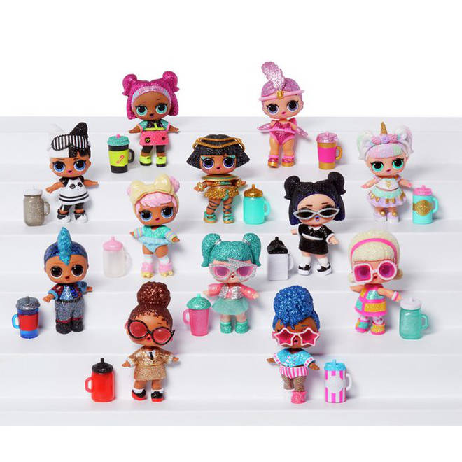 The LOL Surprise Dolls are extremely popular with children