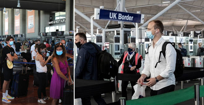 Brits returning from France will soon have to quarantine for two weeks