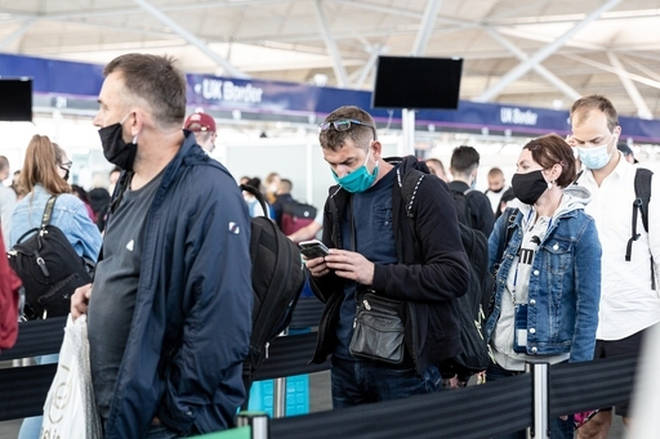 The new rules could provide an obstacle to Brits' travel plans this summer