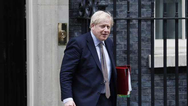 Boris Johnson made the changes before lockdown measures ease again