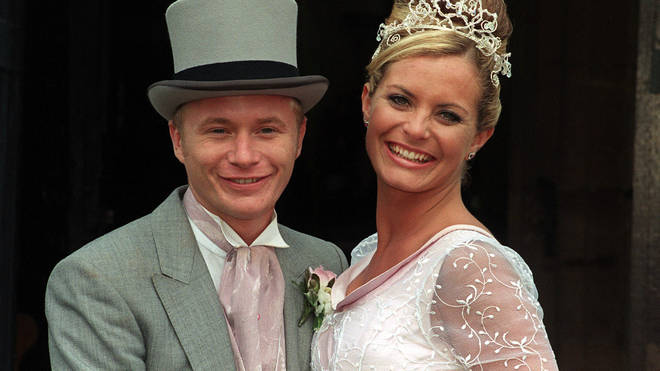 Ashley and Maxine Peacock got married on Coronation Street in 1999