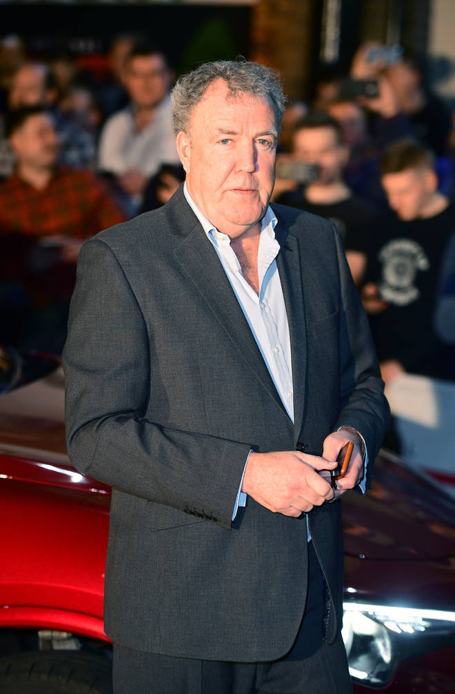 Jeremy Clarkson has revealed he was screamed at by a shopper
