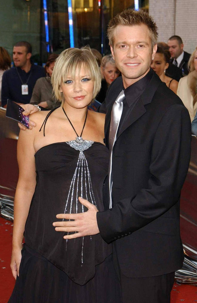 Darren Day was engaged to Suzanne Shaw