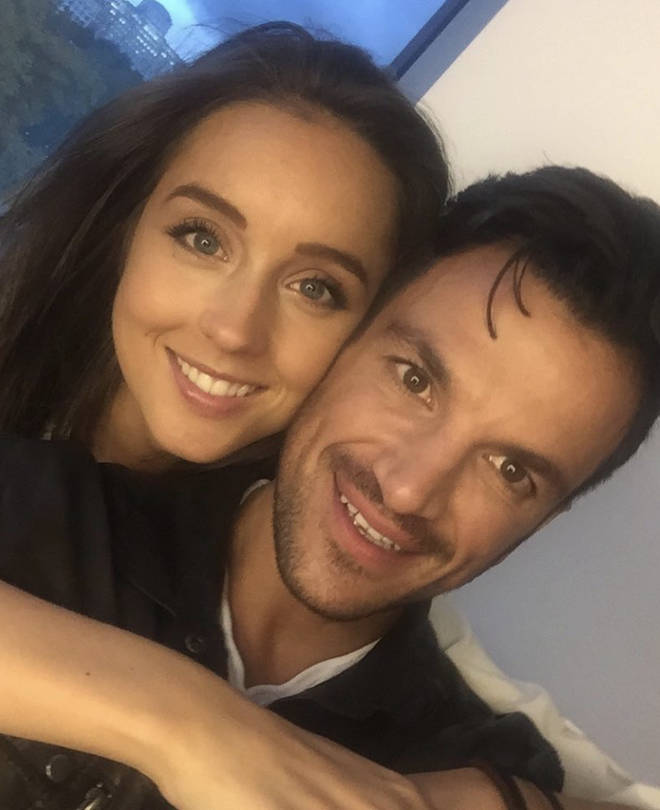 Peter Andre and Emily Andre have been together for eight years and married for five