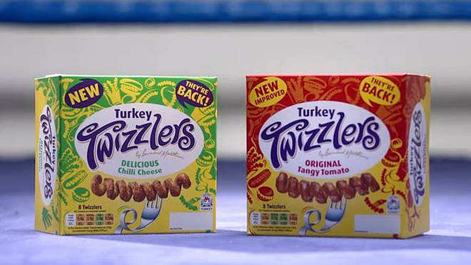 There's two new flavours to enjoy
