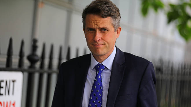 Gavin Williamson today apologised to students for the complications