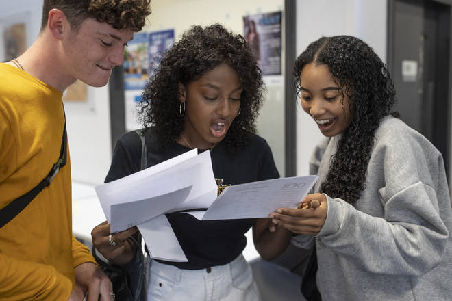 Students in England will now be given their teacher's predicted grades