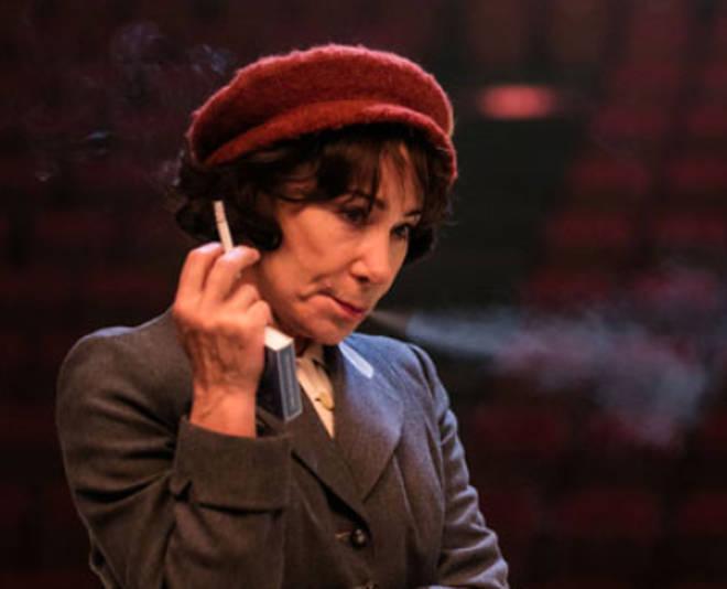 Zoe Wanamaker as Joan Littlewood in Babs