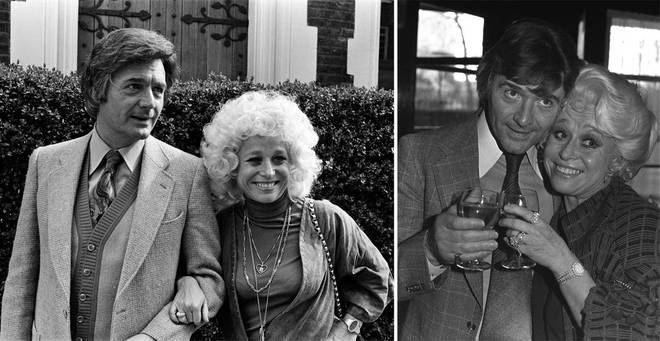 Ronnie Knight and Barbara Windsor were married for 22 years