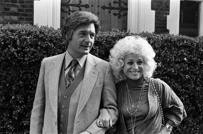 Barbara Windsor was married to Ronnie Knight for 22 years