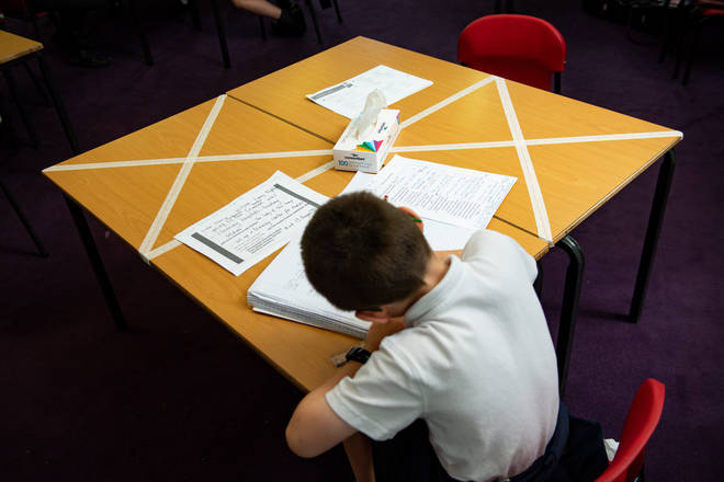 The study found that children are unlikely to catch coronavirus at school