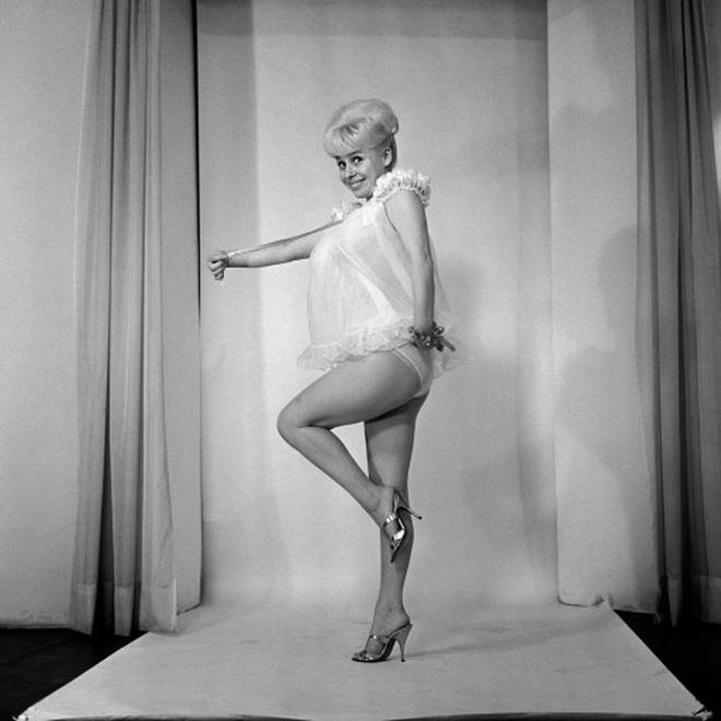 Barbara Windsor has been acting since the 1950s