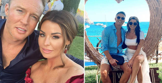 TOWIE's Jessica Wright is engaged to William Lee-Kemp