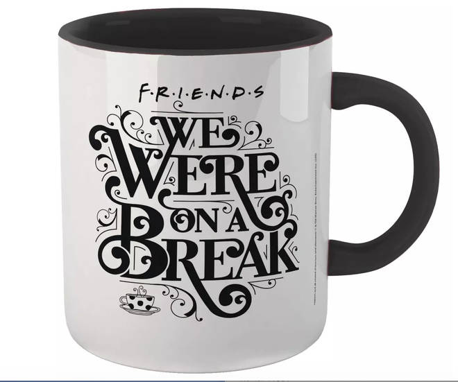 This mug features one of the show's most classic lines