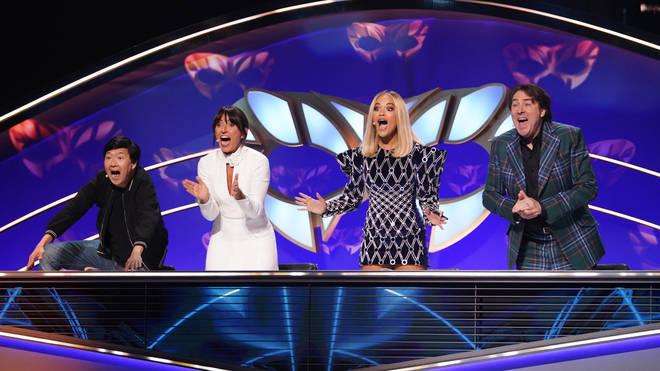 Ken Jeong, Davina McCall, Rita Ora and Jonathan Ross were the first season's judges
