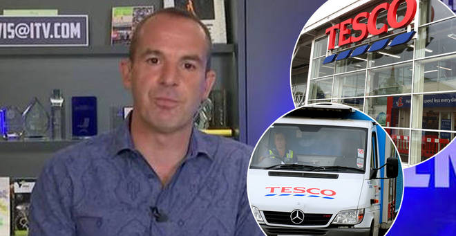 Martin Lewis has warned Tesco shoppers about changing delivery charges