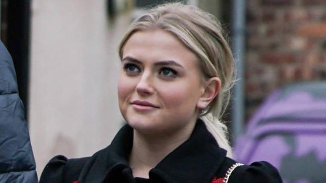 Bethany Platt said her tearful goodbye to Coronation Street in March