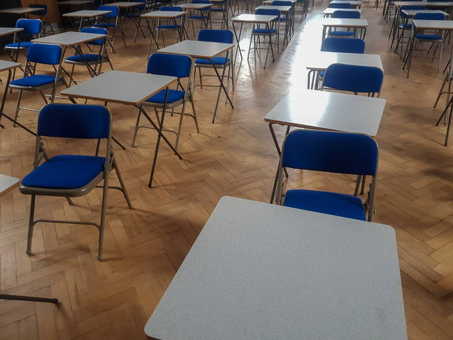 BTEC results could be delayed until next week (stock image)