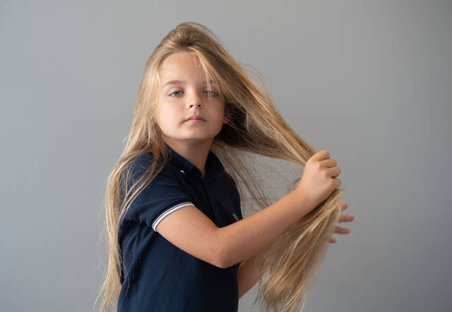 Boy 9 Donates His 2ft Long Hair To Children With Cancer After Having First Haircut Heart