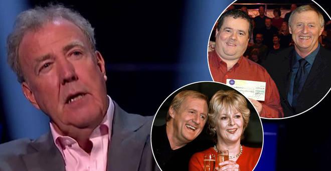 Jeremy Clarkson has revealed a contestant has won £1million