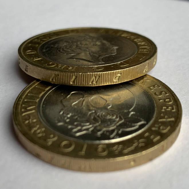The rare coin