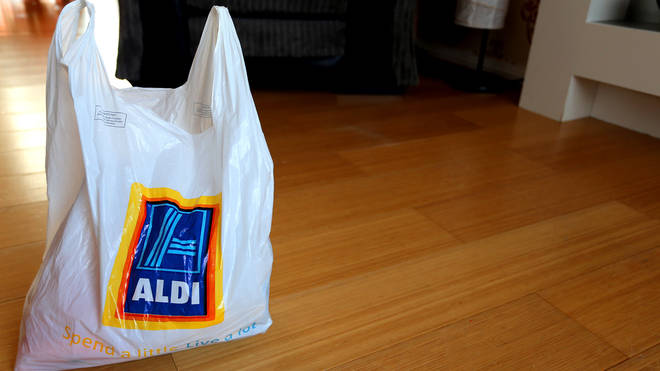 A mum has revealed how she slows down Aldi staff