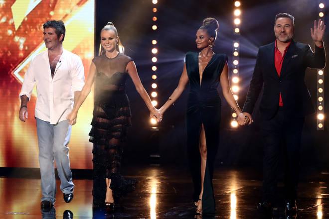 Ashley will join Amanda Holden, Alesha Dixon and David Walliams