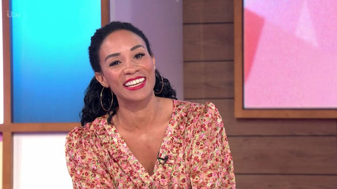 Michelle Ackerley has joined the Loose Women panel