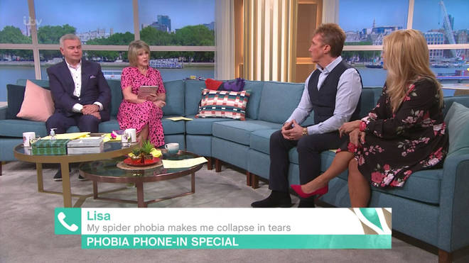 Nick and Eva Speakman appeared on This Morning