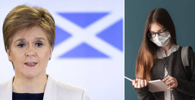 Scotland could introduce the new measure in the next few days