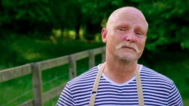 Terry evicted from GBBO