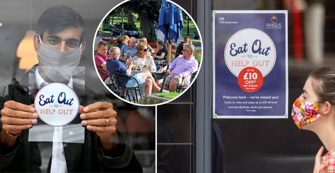 Restaurants have called for the scheme to be extended