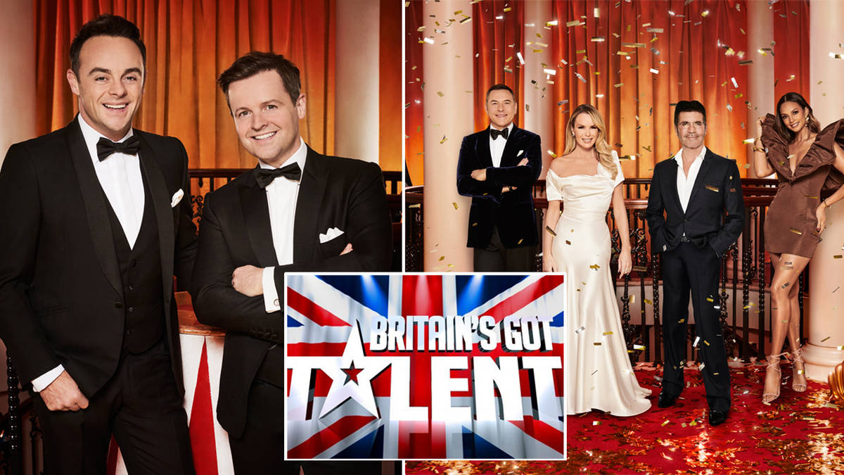 Britain S Got Talent Semi Finals 2020 Itv Confirm Start Date Is Just Days Away Heart