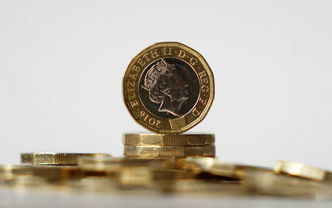 The 'trial' £1 coin
