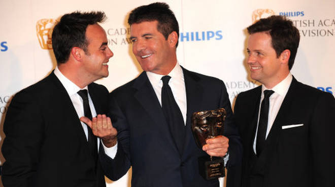 Ant and Dec had showdown talks with Simon Cowell back in 2012