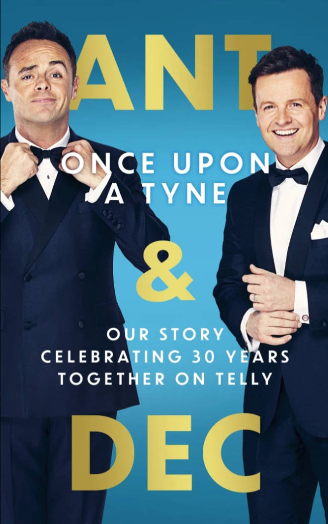 Ant and Dec opened up about the incident in their new book