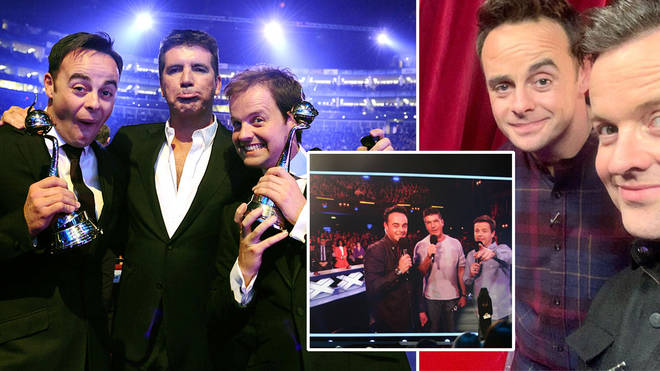 Ant and Dec have revealed they almost quit Britain's Got Talent