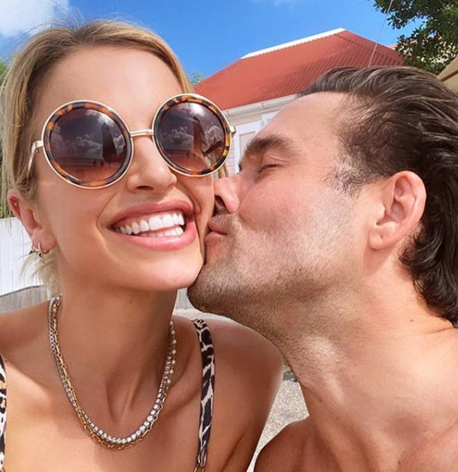 Spencer Matthews is now married to Heart's Vogue Williams