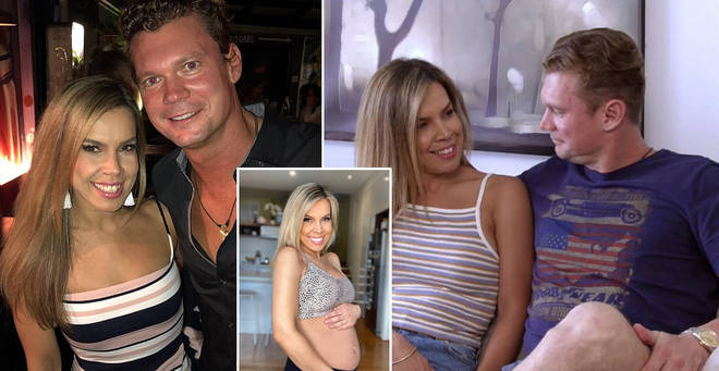 Carly Bowyer found love with Justin Fischer on Married at First Sight