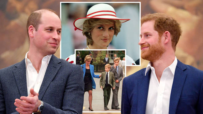 Prince Harry and Prince William's statue for their mother will be installed in 2021