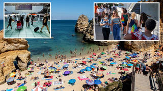 Portugal could be put back on the UK's quarantine list