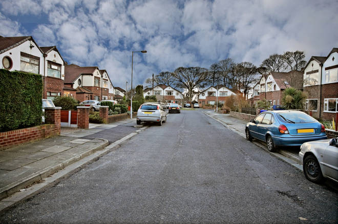 Parking on pavements has been described as a 'safety risk' (stock image)