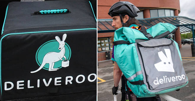 Deliveroo have launched 'Eat In To Help Out'