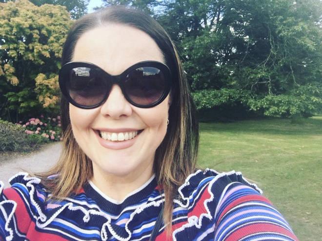 Lisa Riley shared her weight loss secrets