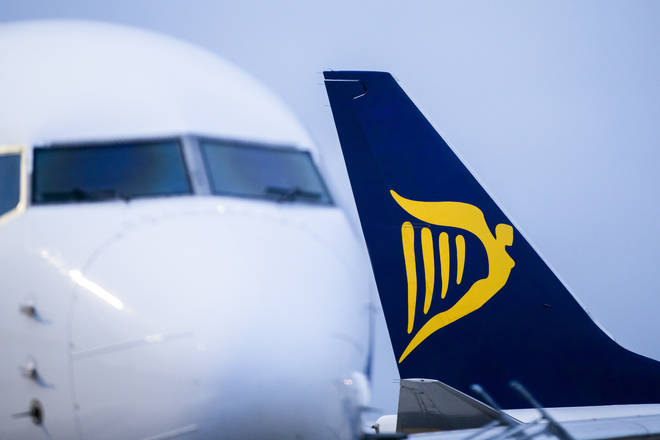 Ryanair is facing disruption across Europe this Friday.
